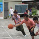 BDA Intrams Basketball game